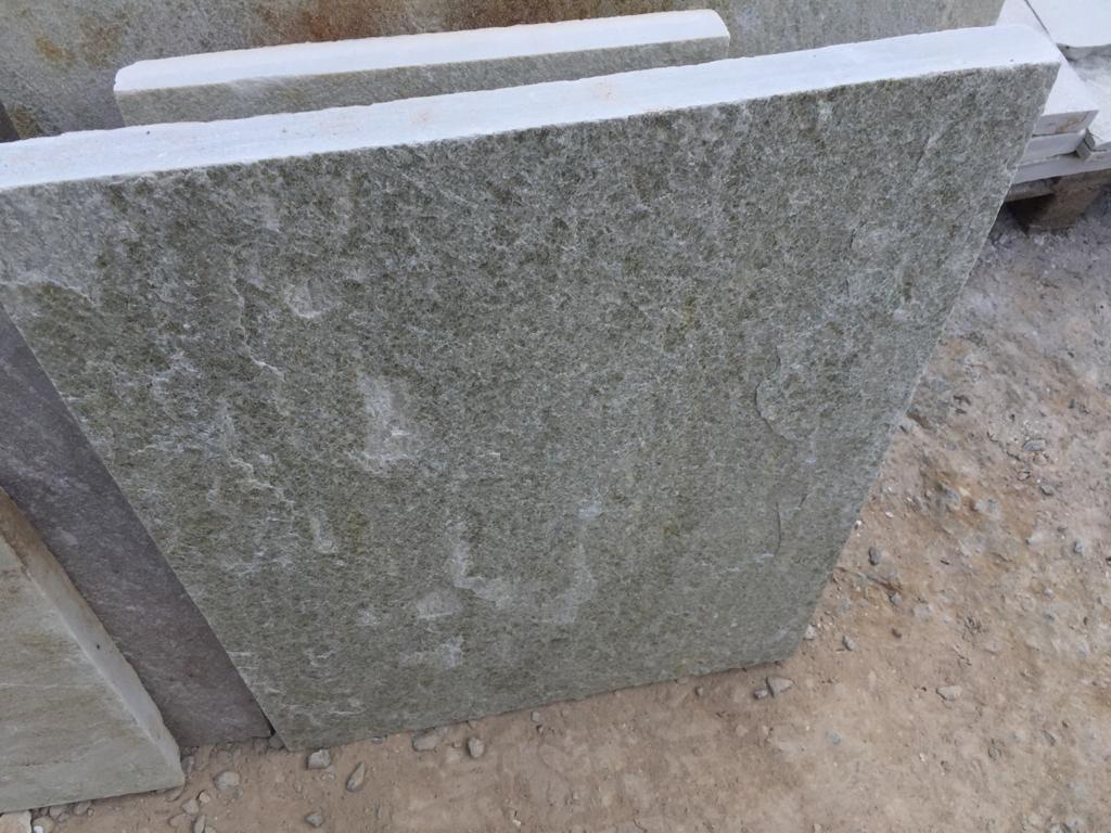 Pedra Goiás verde tipo BA